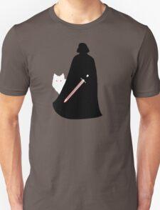 Darth Snow Unisex T-Shirt
