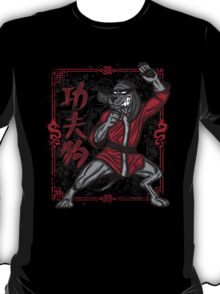 HKP, The Kung Fu Mutt! T-Shirt