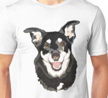 Chelsey - Husky Cross Rescue Unisex T-Shirt