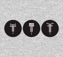 Velodrome City Icon Series V2 no.2a Kids Clothes