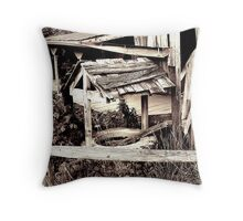 Out Of Wishes Throw Pillow