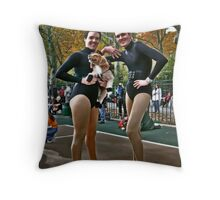 Say Hello To Marilyn Throw Pillow
