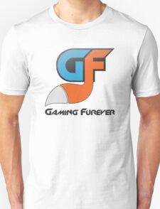 Gaming Furever Logo Grey Unisex T-Shirt
