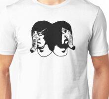 You're a Women and I'm a Machine Unisex T-Shirt