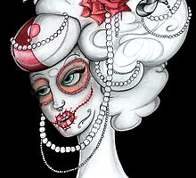 Lady Sugar Horn 'Lady of Wealth and Power' by Asenty