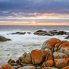 Sunrise - Eddystone Point, Tasmania by DestnUnknown