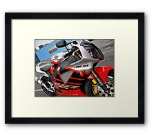 Honda- RC51 Framed Print