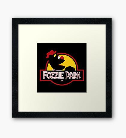 Fozzie Park Framed Print
