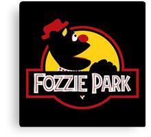 Fozzie Park Canvas Print