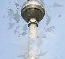 Fernsehturm Berlin by Vac1