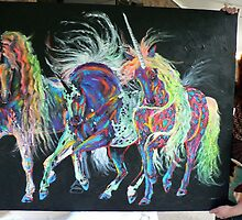 Carnivale - in progress by louisegreen
