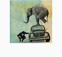 Looking for tiny, elephant on a vw Unisex T-Shirt