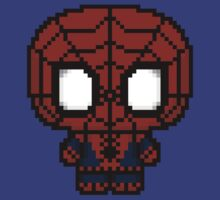 Chibit Spidey by GeekHQ