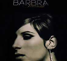 Barbra Streisand Promo Poster / Mixed Media by michaelroman