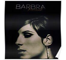 Barbra Streisand Promo Poster / Mixed Media Poster