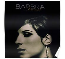 Barbra Streisand Promo Poster / Mixed Media Poster