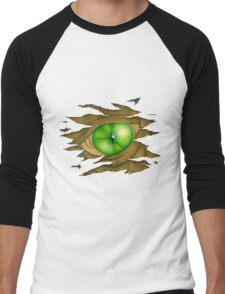 Dragon eye  Men's Baseball ¾ T-Shirt
