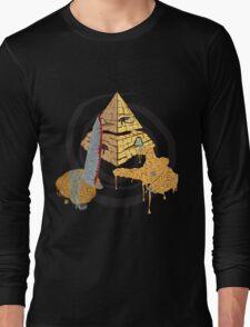 Killer Pyramid Long Sleeve T-Shirt