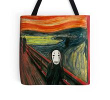 The Spirited Scream Tote Bag