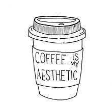 Coffee is my aesthetic by Nutellalover15