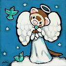 Birdy Angel by Shelly  Mundel