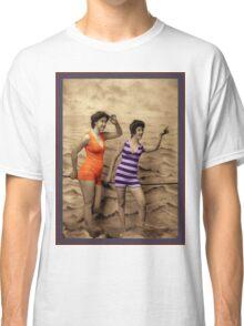 Swimming Fashion Classic T-Shirt