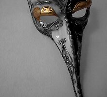 Venetian Mask (3) by LeJour