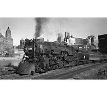 Canal Street Steam Photographic Print
