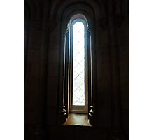 Window at the Smithsonian - Washington D.C. Photographic Print