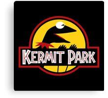 Kermit Park Canvas Print