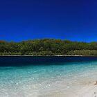 The blue paradise by Kok Chu Chan