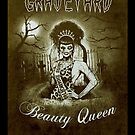 Graveyard Beauty Queen by ScreamingDemons