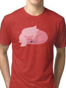 Sleeping Lion Tri-blend T-Shirt