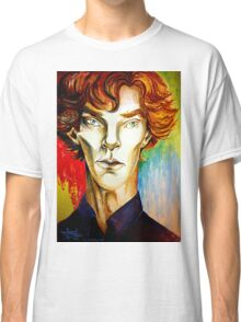 Sherlock: A Study in Colour Classic T-Shirt