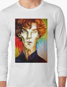 Sherlock: A Study in Colour Long Sleeve T-Shirt