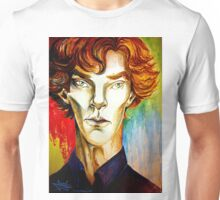 Sherlock: A Study in Colour Unisex T-Shirt