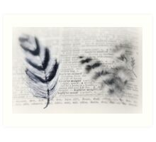 symbolic~ Art Print