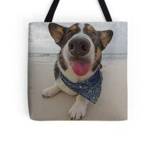 Salty Dog Tote Bag