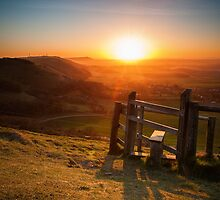 devil's dyke by James Calvey