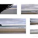 """ Still Light , Pendower Beach ""  (Special Edition Print) by Richard Couchman"