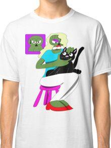 Zombie 002: Abby the bombshell Classic T-Shirt