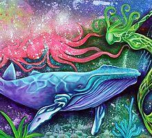 Enchanted Ocean by Laura Barbosa