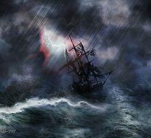 The Rage of Poseidon II by Stefano Popovski