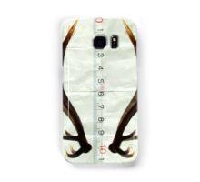 antlers measure Samsung Galaxy Case/Skin