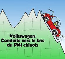 Volkswagen en chute by Binary-Options