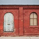 Old Blacksmith Building by Natalie Ord