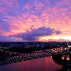 Sunrise over the Story Bridge by NickVerburgt