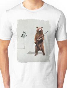 Bear with a shotgun T-Shirt