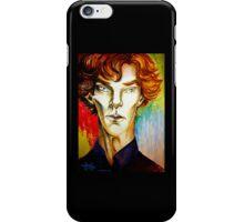 Sherlock: A Study in Colour iPhone Case/Skin