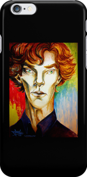 Sherlock: A Study in Colour by NadddynOpheliah